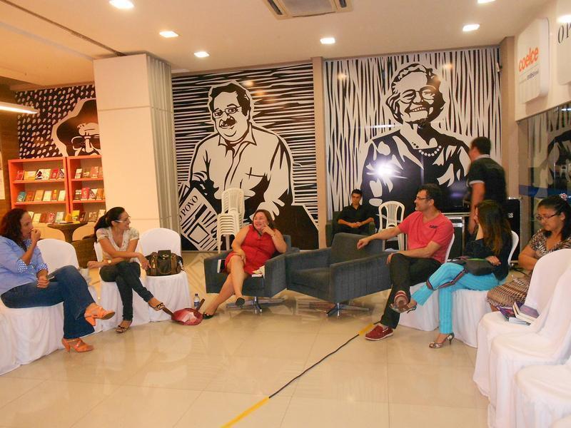 Café Clube de Leitura