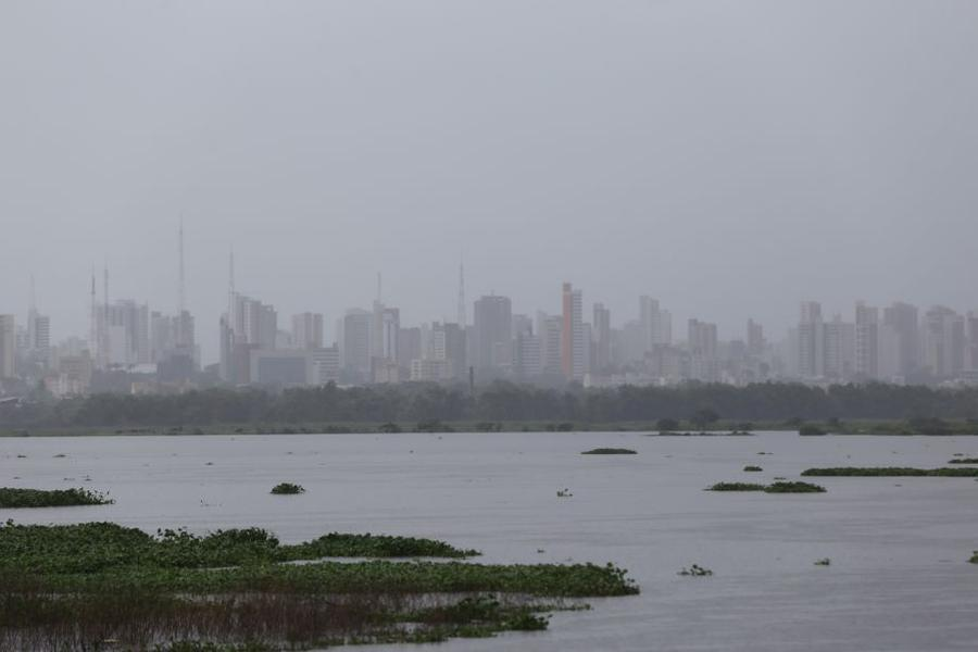 Panorâmica de Fortaleza (Foto: Fábio Lima/O POVO)