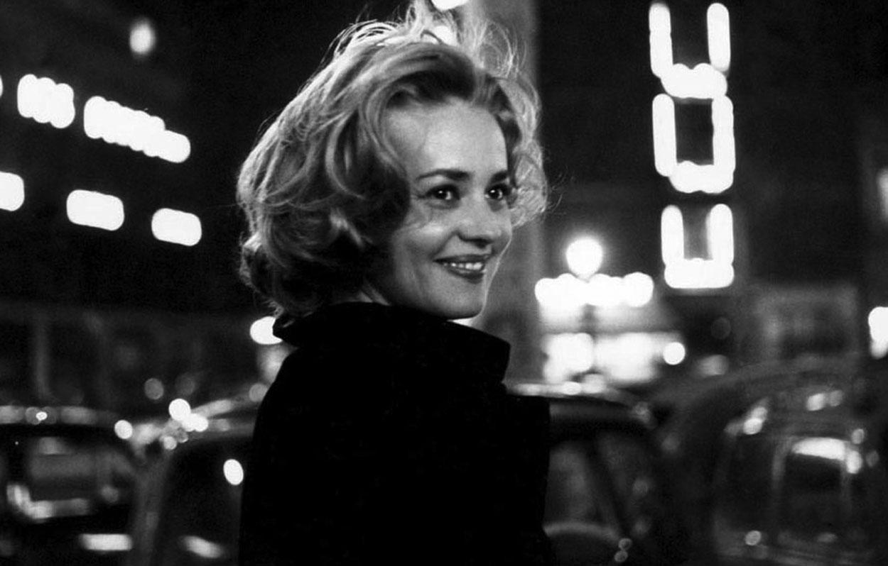 Confira detalhes da carreira da atriz francesa Jeanne Moreau