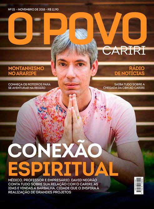 Revista O POVO Cariri recebe prêmio no Crato